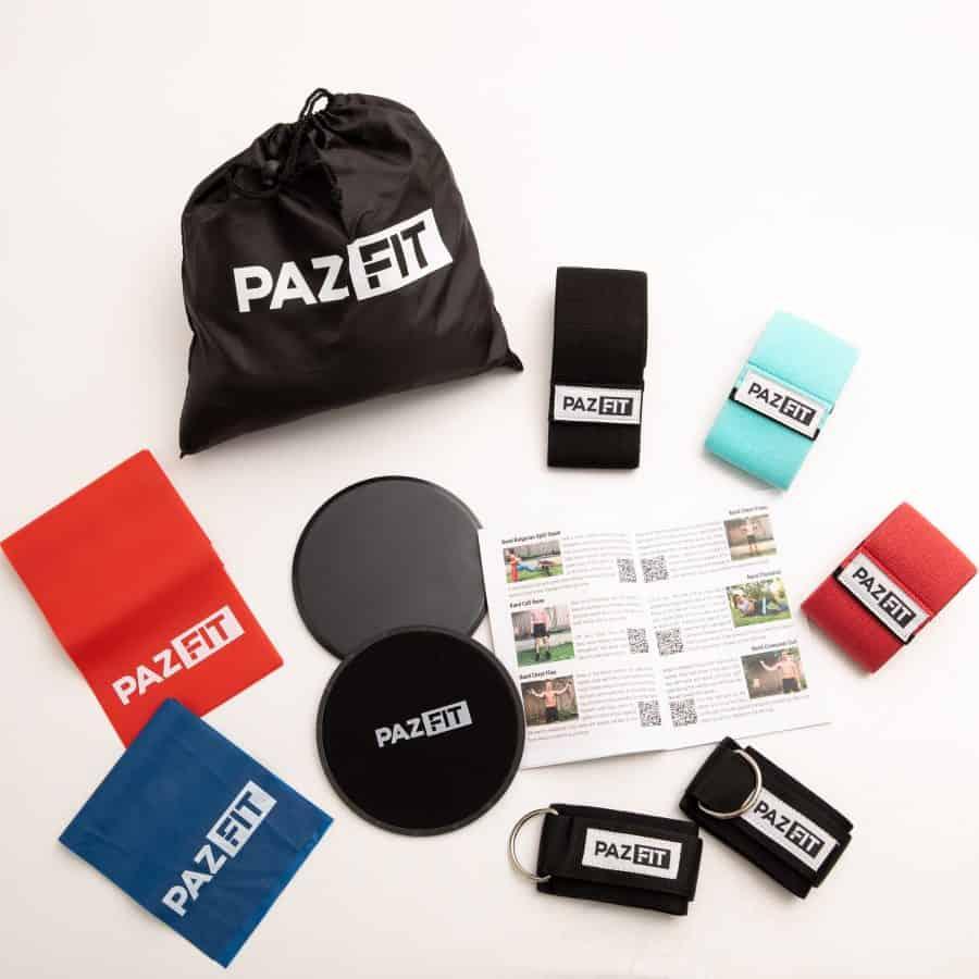 PAZFIT Bag Contents