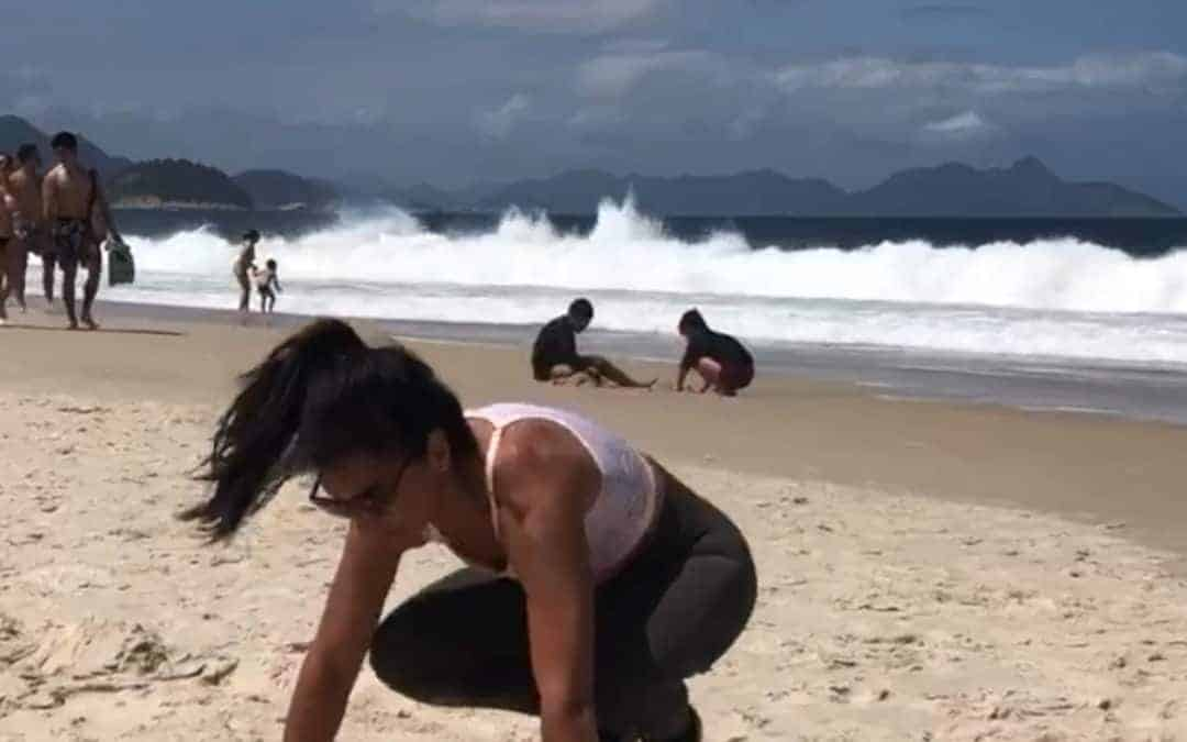 HIIT on the Beach and the Logic of Sweetness